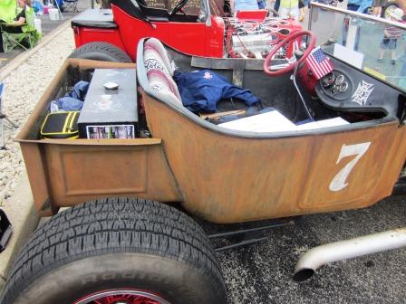Todd Mullins 1923 T-Bucket roadster pickup