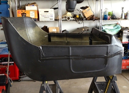 My Sectioned T Bucket Body Why And How I Did It