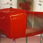 Modify Fiberglass Body