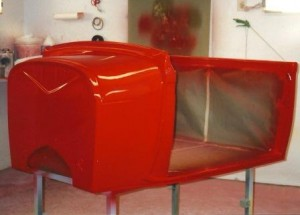 Modify Fiberglass Body