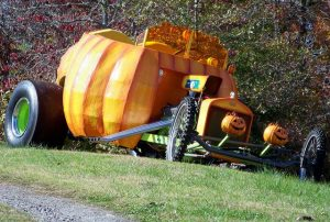 Halloween Hot Rod, The Bumpkin Pumpkin T-Bucket, Rides Again