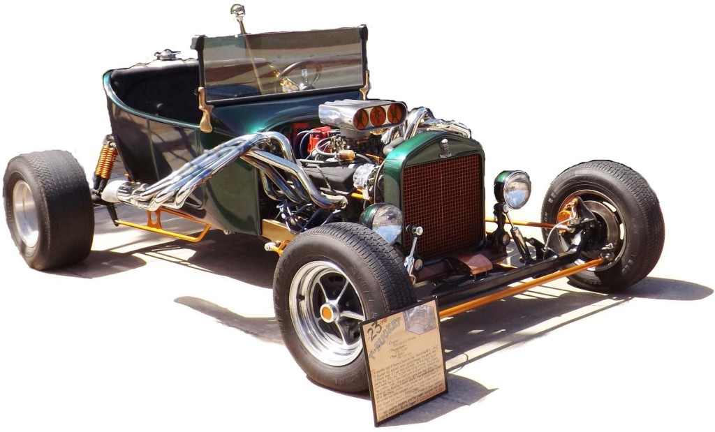 how to build a t bucket hot rod roadster for under 3000 kickin arly hayden budget t bucket 1