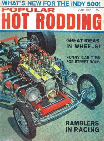 Steve Scott Uncertain T Popular Hot Rodding