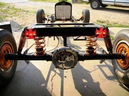 Tara Lubiato Arly Hayden T-Bucket rear coil springs (21)