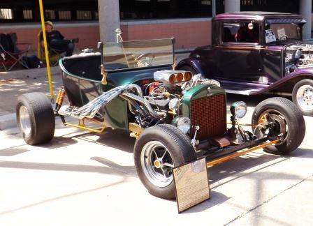 Tara Lubiato Arly Hayden T-Bucket show car (37)