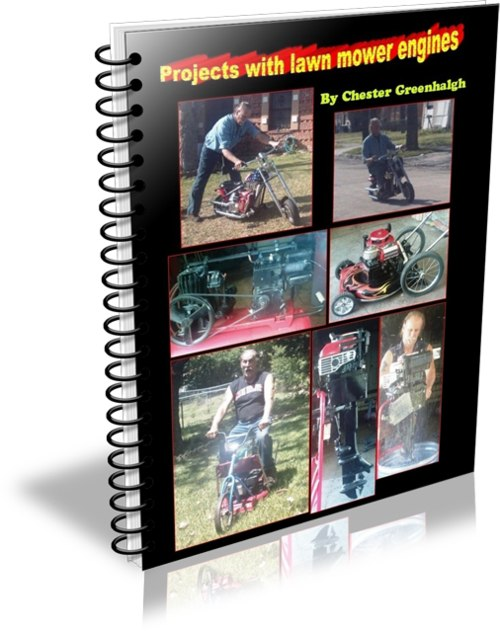 Projects With Lawn Mower Engines new eBook