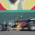 Bob Borum T-Bucket Hot Rod Street Rod Roadster