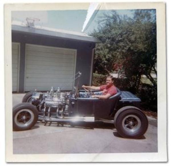 Bob Borum T-Bucket inspiration ReedleyCA_T_1965