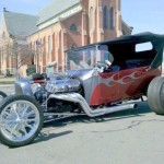Brian McAllister T-Touring Wintec Roadster