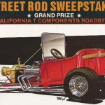 "1985 Street Rodder ""Project California T&"