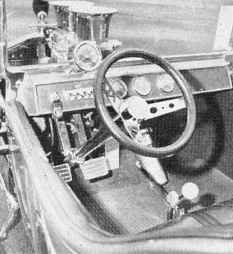 Frank and Linda Mazi T-Bucket roadster