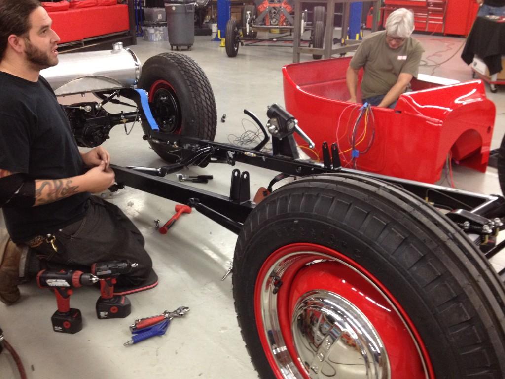 Hot Rod Magazine T-Bucket Project Car