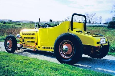 Jan Bristow Track-T roadster