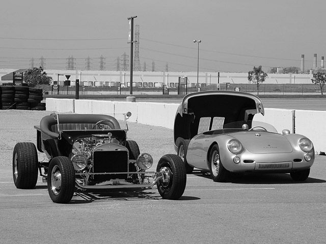 Kit Car July 2009 CCR Bill Kestener T-Bucket