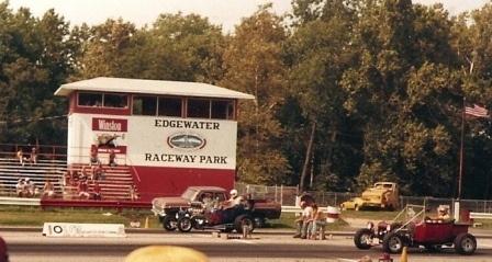Mike Ray T-Bucket Edgewater Raceway Park