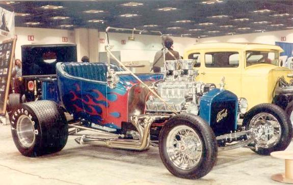 Mike Ray T-Bucket World_of_Wheels