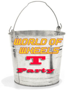 T-Bucket Party 2013 Chicago World of Wheels