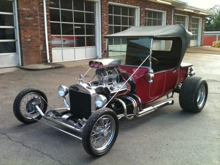 roy Squid Scott 1923 FordT-Bucket