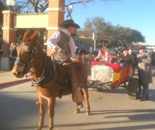 Mulester Texas T-Bucket