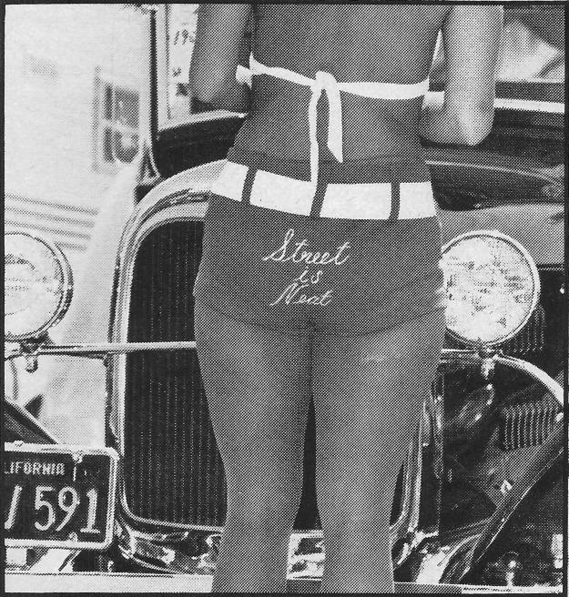 Linda Mazi T-Bucket