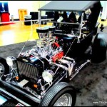 T Bucket Black Beauty at Chicago World of&