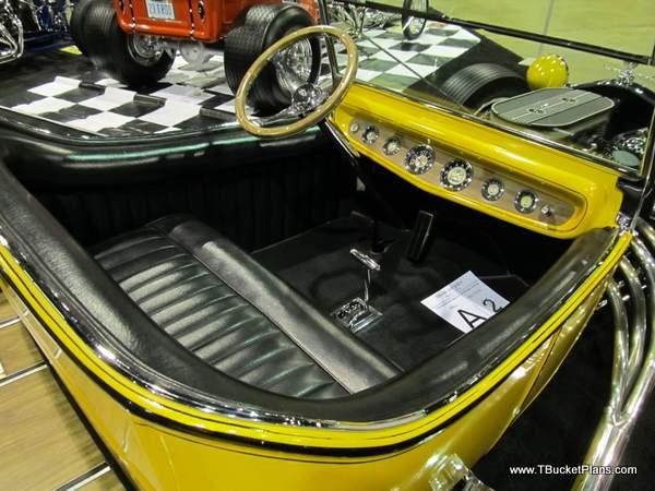 T-Bucket Chicago World of Wheels 2013