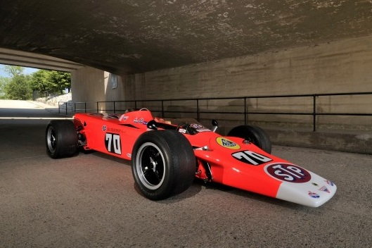 1968 Lotus Type 56 Wedge Indianapolis 500