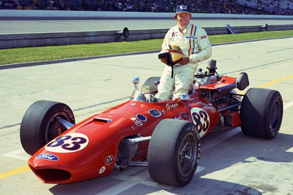 Donnie Allison 1970 Indianapolis 500