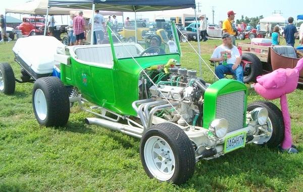 Mustang II Front Suspension T-Bucket