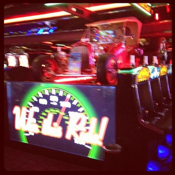 T-Bucket Casino Royale Las Vegas