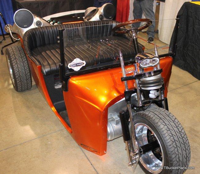 Grand National Roadster Show 2014 T-Bucket Pomona