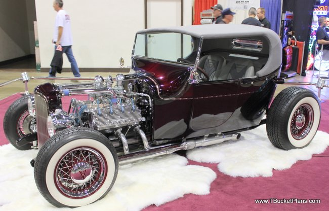 GNRS 2014 Grand National Roadster Show T-Bucket Pomona