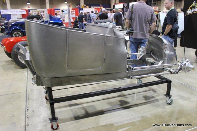 GNRS 2014 Grand National Roadster Show T-Bucket Pomona