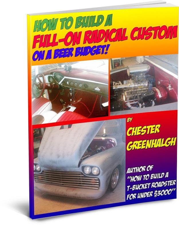 How to Build a Custom Car or Truck
