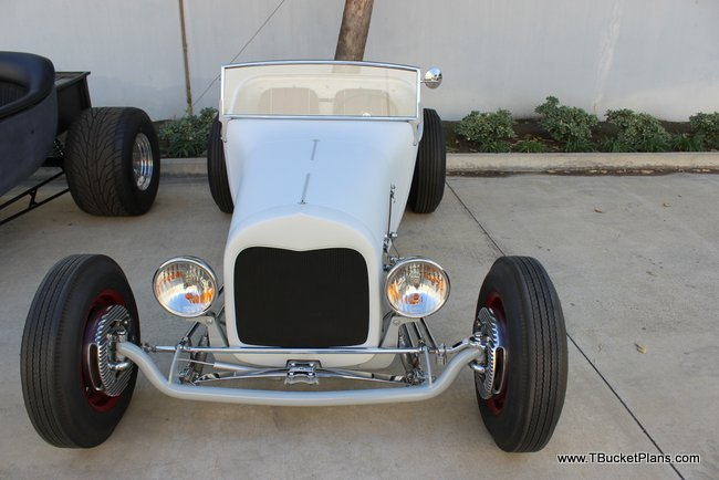 California Custom Roadsters Slicktrack Track Roadster