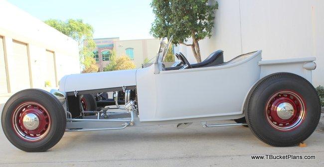 California Custom Roadsters Slicktrack Track Roadster