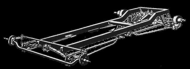 CCR Chassis Jaguar IRS