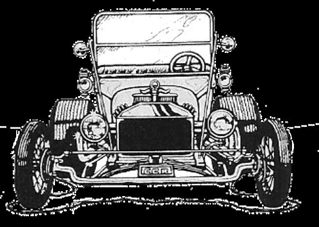 CCR T-Bucket front suspension