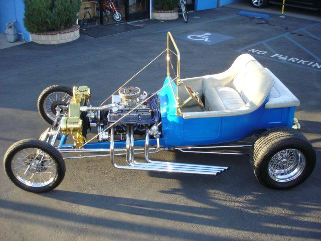 California Custom Roadsters T-Bucket Chassis