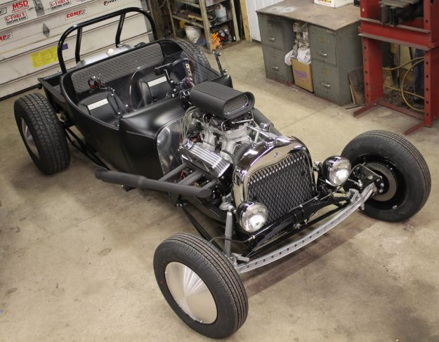 Detroit Speedcraft Super-Performance T-Bucket