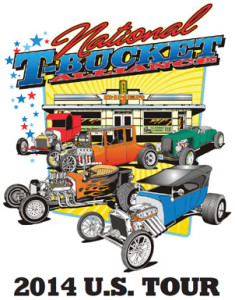 T-Bucket Nationals 2014