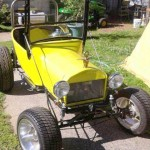 Mini T Bucket Build by Larry Matlock With 883