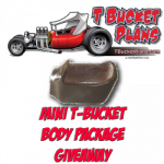 TBucketPlans Mini T-Bucket Body Giveaway 250