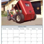 2015 Steve Scott Uncertain T Calendars are NOW
