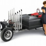 Drag-U-La Coffin Cars Casket Car (7)