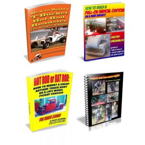 Build a Hot Rod eBooks