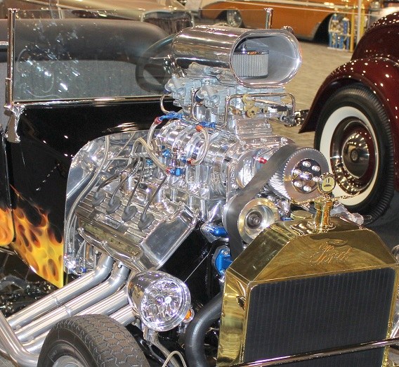 Grand National Roadster Show 2014 T-Bucket