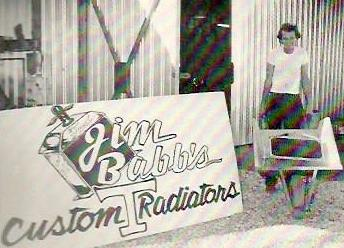 Jim Babb Custom Radiators
