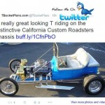 Twitter Hot Rod Tweets: 3 Really Good Reasons to
