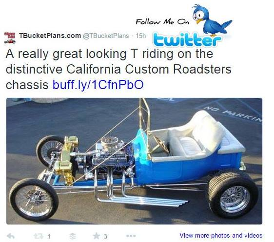 twitter hot rod tweet